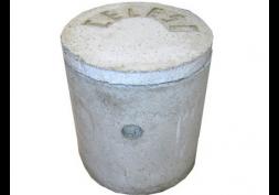 Caixa de inspeção concreto