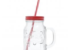 Copo Vidro Coca Cola 450ml