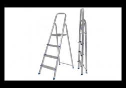 Escada Alumínio 4 Degraus