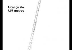 ESCADA EXTENSIVA 2X15