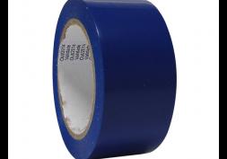 Fita adesiva demarcação solo 5,0cmx30m Azul