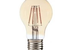 Lâmpada LED Filamento Retro Pera A60 4W E27
