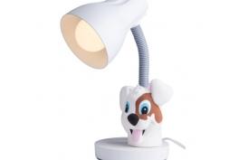 Luminária de Mesa Cão