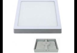 Painel LED Quadrado Sobrepor 6500K