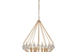 Pendente Crystal Gold
