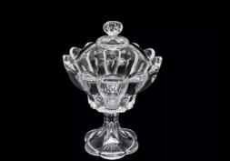 Potiche Decorativo Cristal de Chumbo