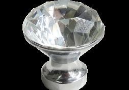 Puxador Cristal