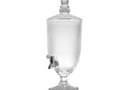 Suqueira Cristal Bico de Jaca 4,4L