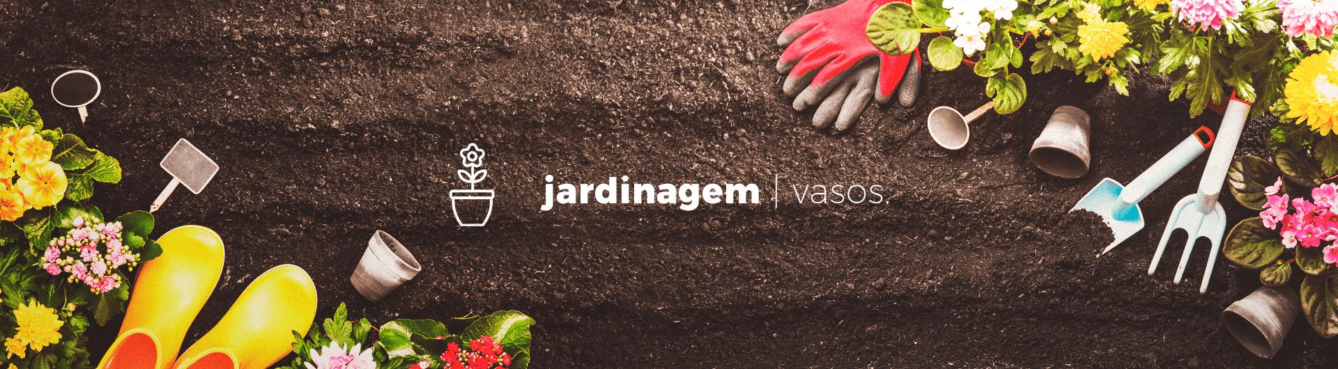 Banner Jardinagem